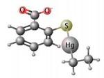 硫柳汞结构式